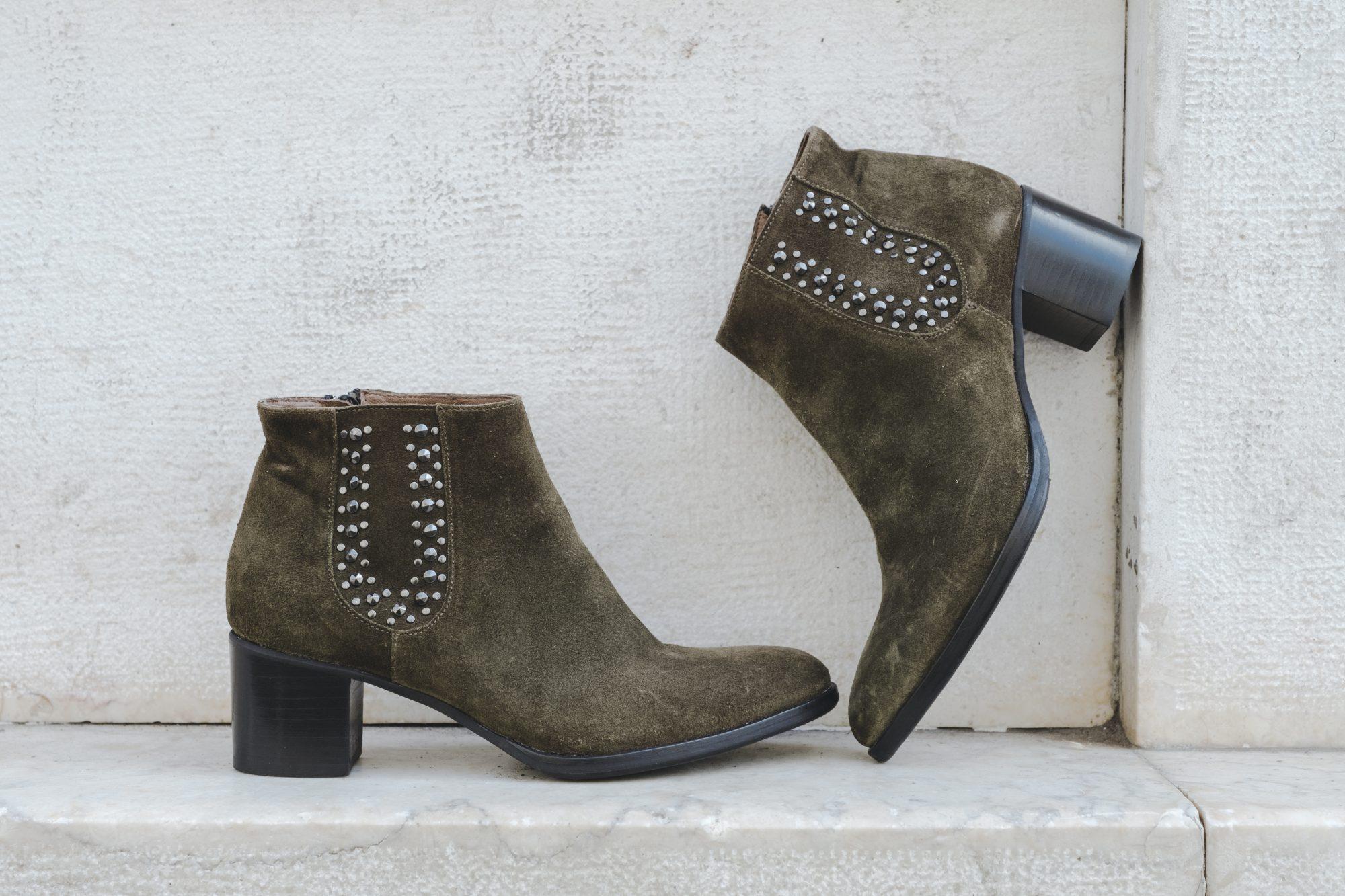 Muratti Paris boots Bilitis S0101B Automne hiver 19 - 2