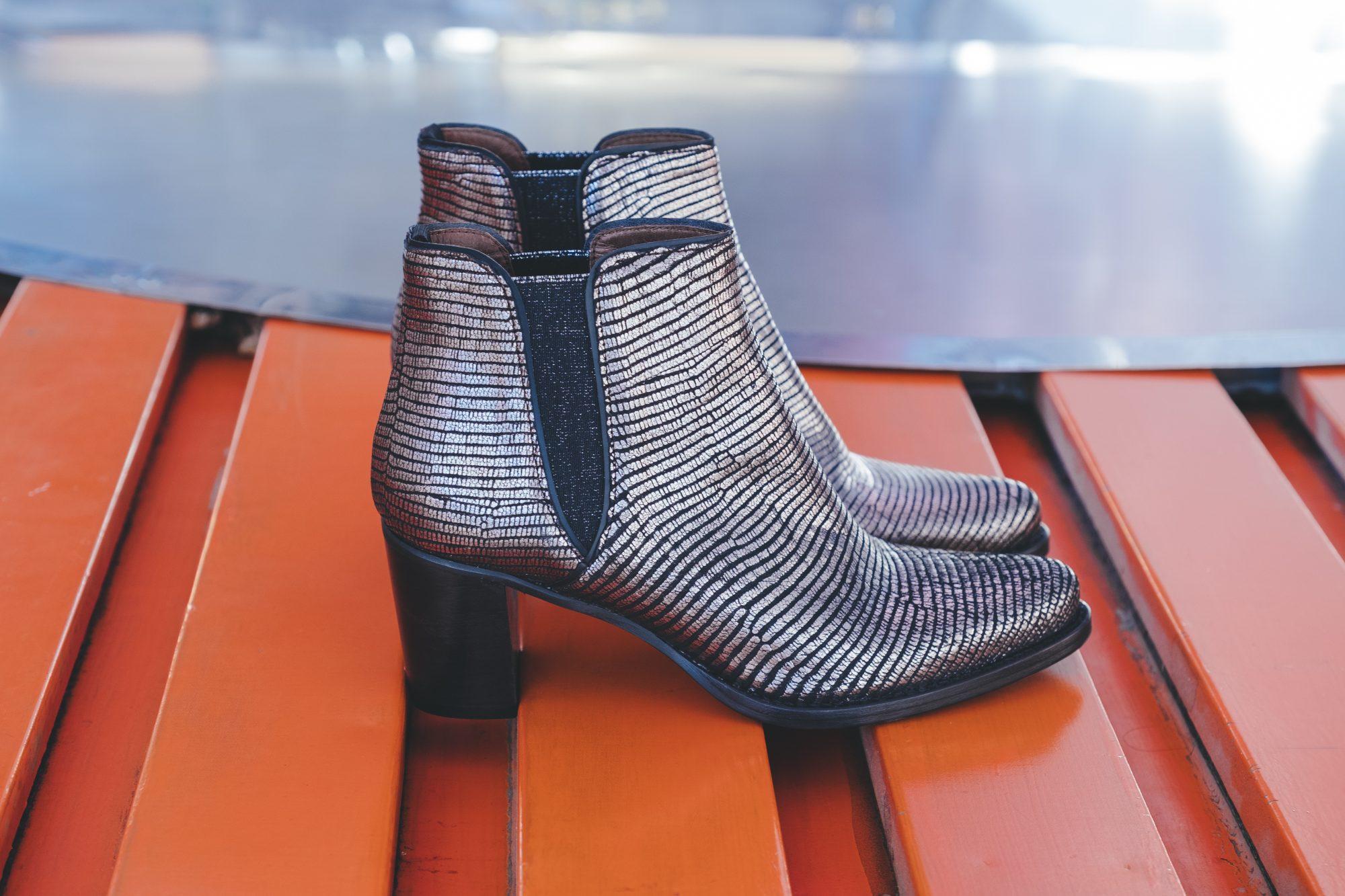 Muratti Paris boots bottines Bineta S0112G Automne hiver 19 - 1