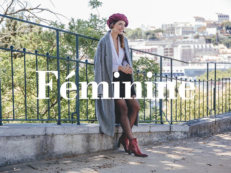 MURATTI paris FEMININE