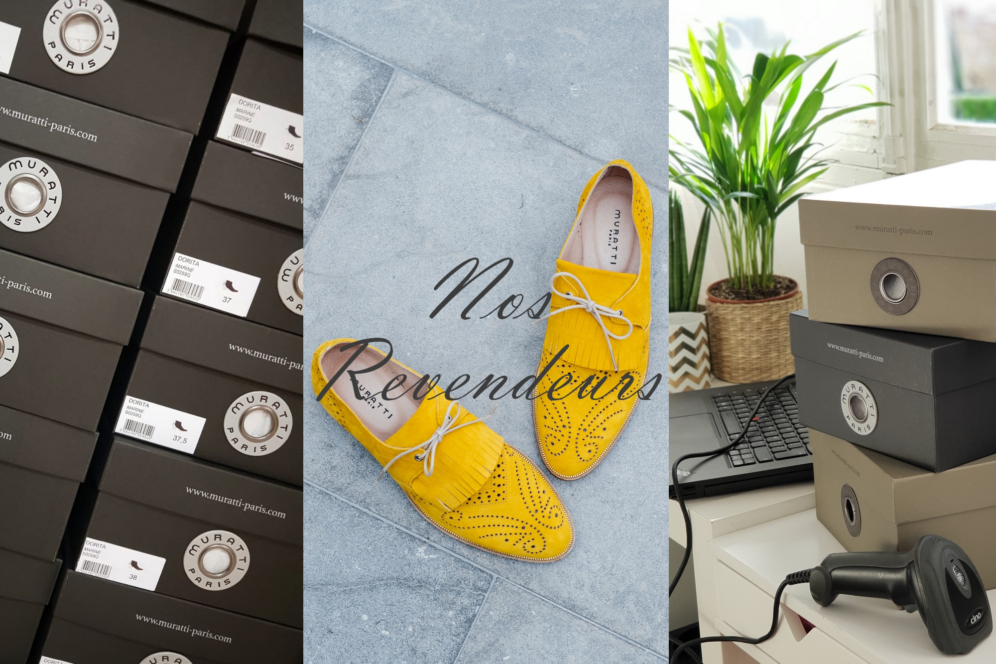 355427f779 Trouver ma boutique Muratti Paris — Plus de 500 revendeurs partenaires